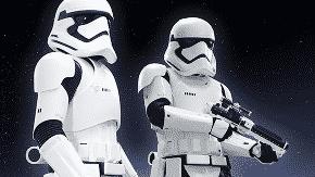 Patrouille Stormtroopers