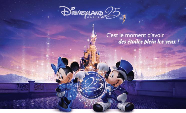 Gagner séjour gratuit en famille à Disneyland Paris