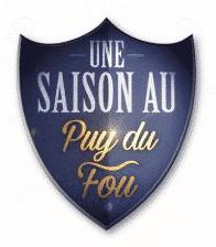 Logo Une Saison au Puy du Fou