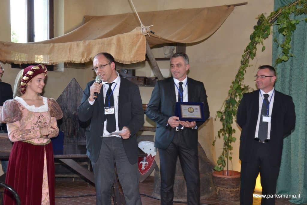 Parksmania Award 2013 Puy du Fou
