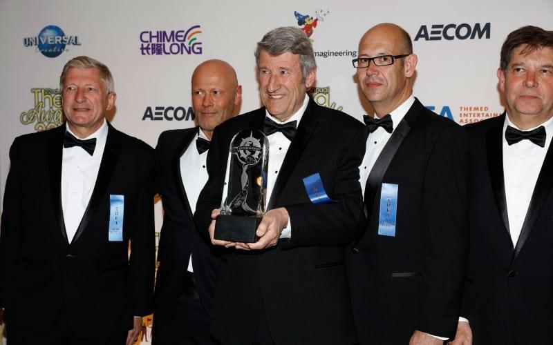 Récompense 2016 Puy du Fou