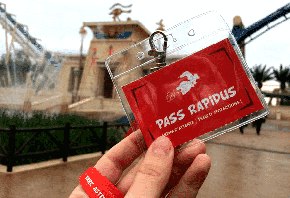 parc asterix pass rapidus