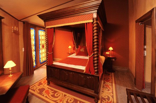 Cahmbre hôtel Le Camp du Drap d'Or