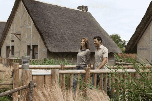 Nature hôtel Iles de Clovis