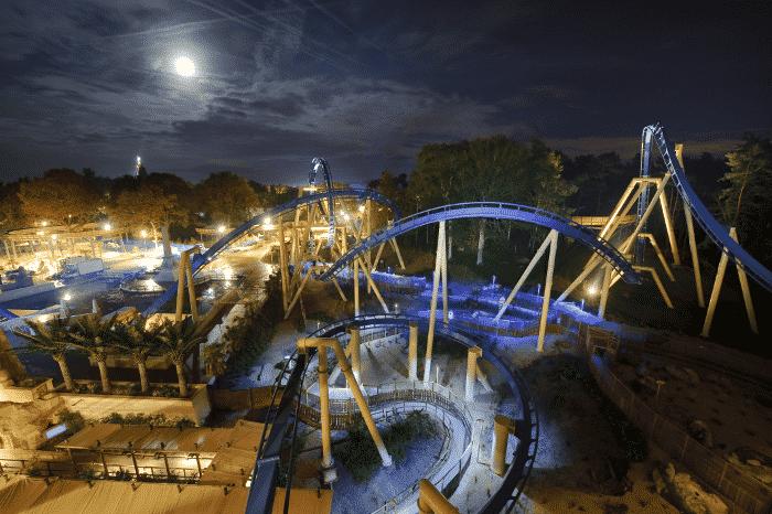 Décors modifiés au Parc Astérix