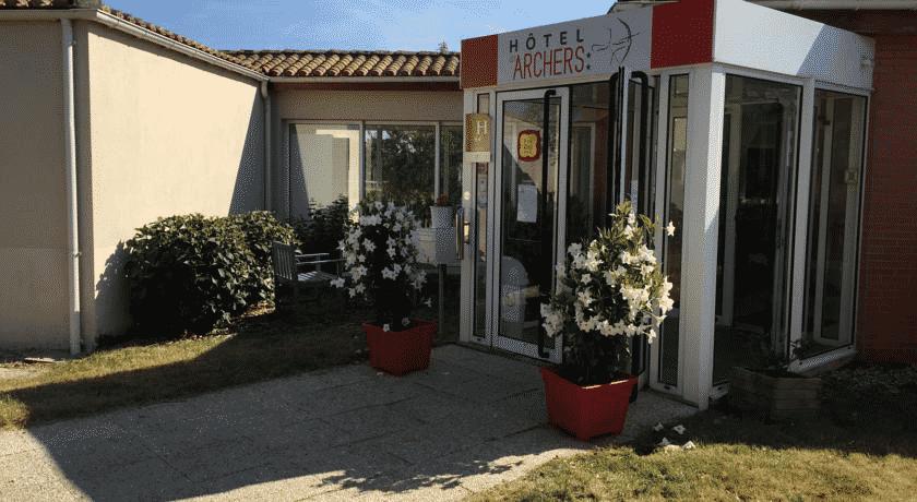 Petit hôtel pas cher proche du Puy du Fou