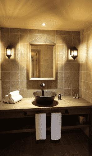 Hôtel La Citadelle Salle de bains