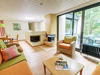 Intérieur salon cottage Comfort