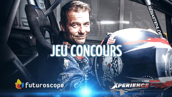 Jeu Futuroscope Sébastien Loeb