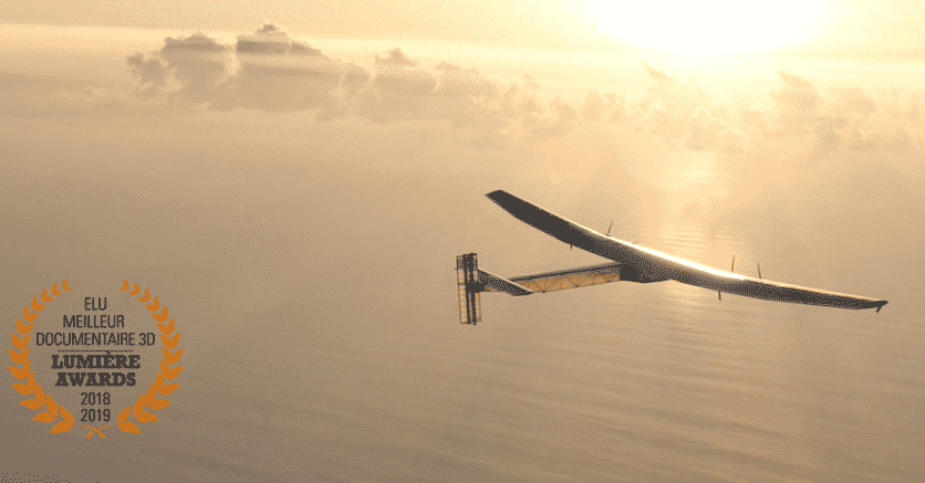 Nouveauté 2019 Futuroscope Planet Power Solar Impulse