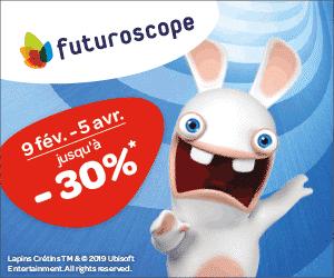 Futuroscope pas cher