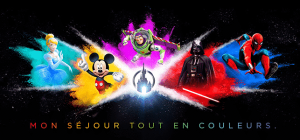 Gagner un séjour en famille à Disneyland Paris en 2019
