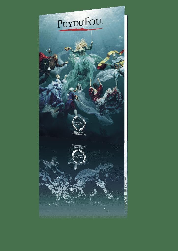 Carte cadeau Puy du Fou 2020