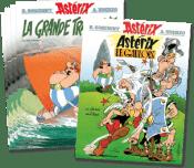 Collection Astérix complète 38 albums