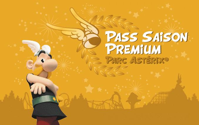 Pass Saison premium