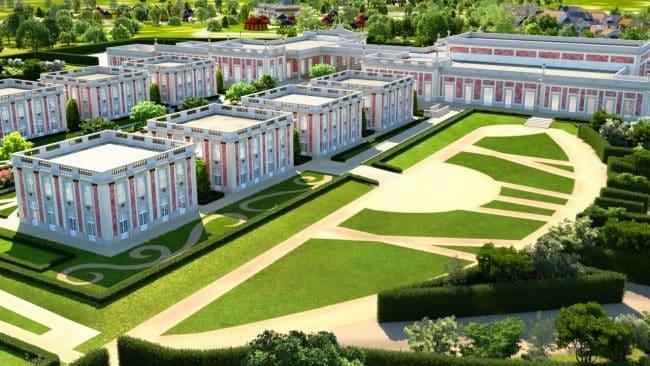Nouvel hôtel Puy du Fou 2020 Le Grand Siècle