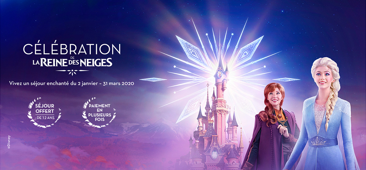 Vente Privée Noël Disneyland Paris