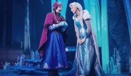 Célébration Reine des Neiges