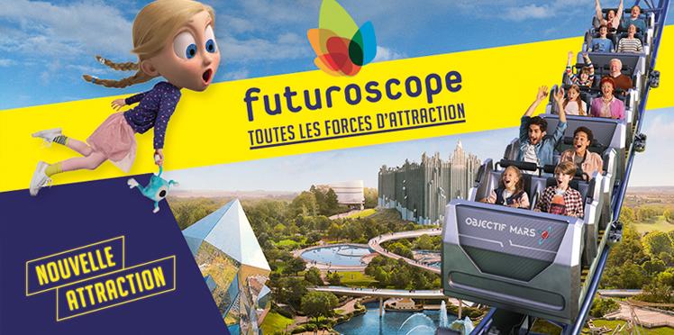 Gagner des places gratuites pour le Futuroscope