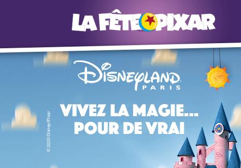 Jeu Cdiscount pour gagner Disneyland Paris
