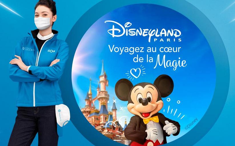 Gagnez Un Sejour Et Des Entrees Gratuites Pour Disneyland Paris