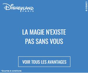 Promo Disneyland Paris