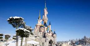 Réduction séjour Disneyland Paris Hiver 2021
