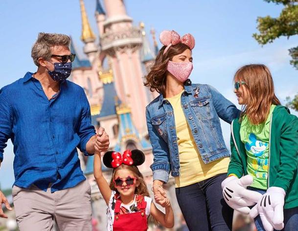Séjour moins cher Disneyland Paris