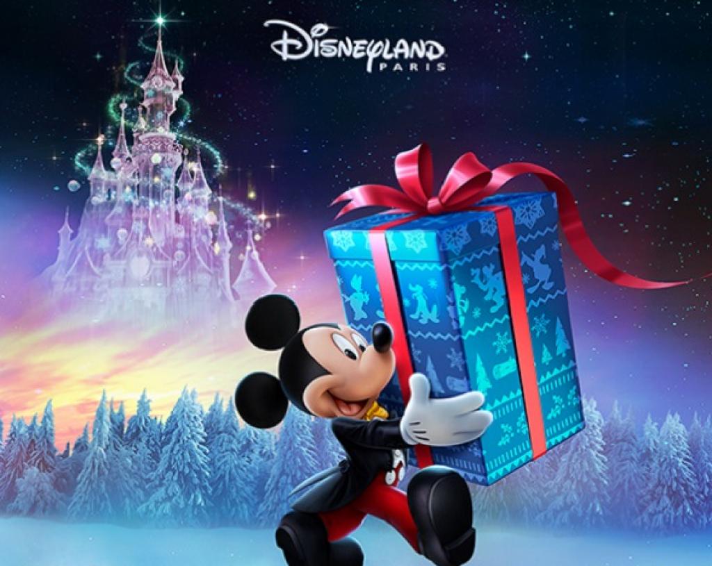 Offrir Disneyland Paris en cadeau de Noël
