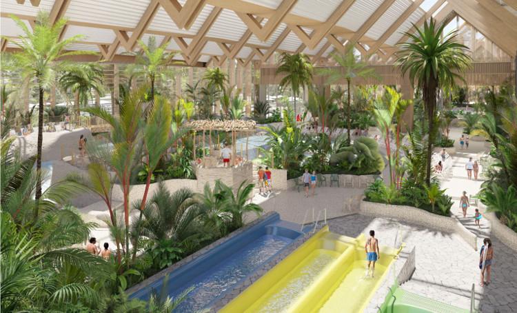 Center Parcs Landes de Gascogne Aquamundo